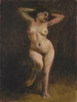 Walter Meyer; Nude