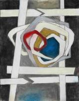 Cecily Sash; Abstract III
