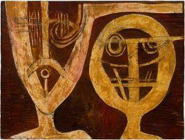 Cecil Skotnes; Double Portrait
