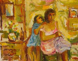 Kenneth Baker; Mother and Child