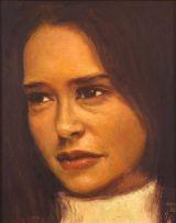 Walter Meyer; Portrait of a Woman