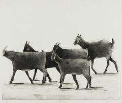 Sam Nhlengethwa; Road Crossing