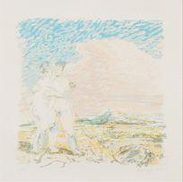 William Kentridge; The Lovers