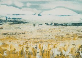 Gordon Vorster; Abstract Landscape