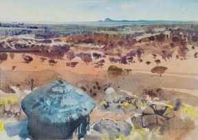 Ulrich Schwanecke; African Space I (Near Phalaborwa)