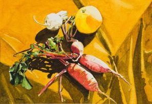 Denby Meyer; Fresh from the Garden