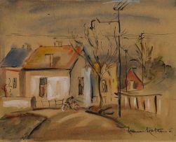 Dirk Meerkotter; Street Scene