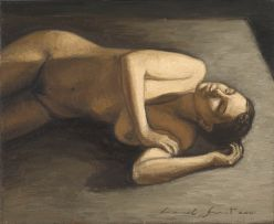 Lionel Smit; Nude