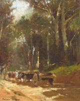 Adriaan Boshoff; A Timber Wagon