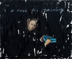 Claire Gavronsky; A Case for Painting