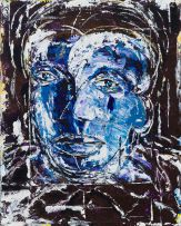 Kagiso Patrick Mautloa; Self-portrait without Mirror