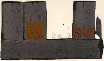 Sidney Goldblatt; Abstract Figures