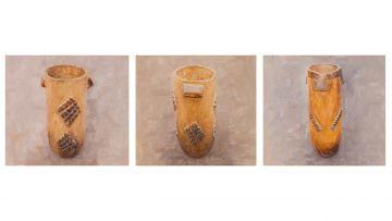 Sipho Ndlovu; Amasumpa Patina; Zulu Milk Pails; Amasumpa Zulu Milk Pails, three