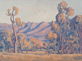 Jacob Hendrik Pierneef; Bushveld Landscape