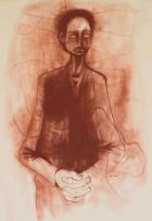 Winston Saoli; Figure of a Man