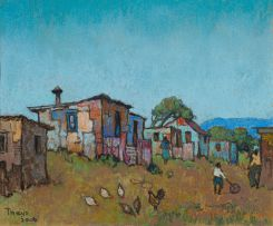 Conrad Theys; Squatter Camp – Philippi