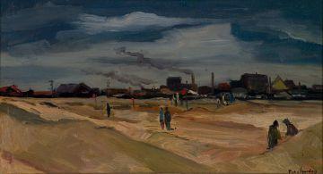 Piet van Heerden; Mine Landscape