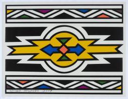 Esther Mahlangu; Abstract