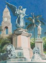 Aidan Walsh; War Memorial, Durban City Hall