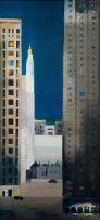 Robert Hodgins; Memo Painting #1