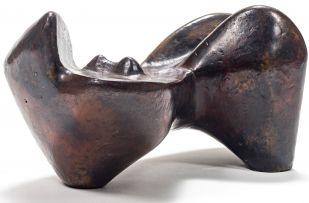 Sydney Kumalo; Reclining Figure