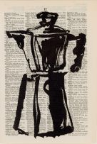 William Kentridge; Moka Pot