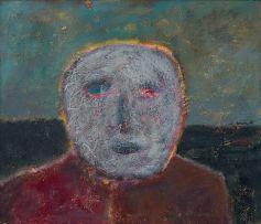 Herman van Nazareth; Abstract Portrait I