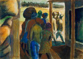 Gerard Sekoto; Going Home