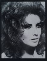 Russell Young; Liz Taylor