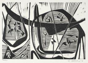 Cecil Skotnes; Abstract Composition