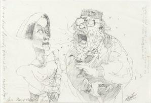 Derek Bauer; Marilyn Martin & Bruce Gordon
