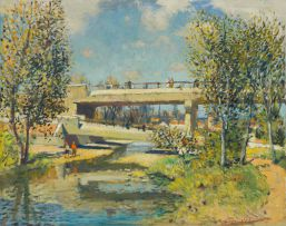 Terence McCaw; Liesbeek River, Cape