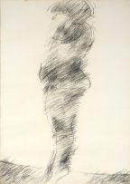Jan Neethling; Standing Nude