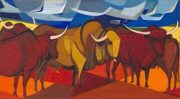 Anna Vorster; Cattle