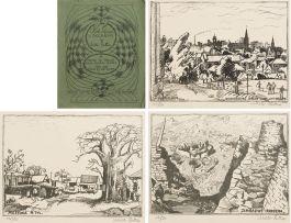 Walter Battiss; South African Lithographs