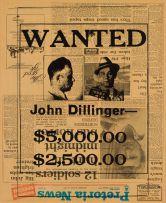 Jan Neethling; Wanted, John Dillinger