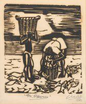Peter Clarke; Trek Fishermen