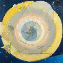 Stanley Pinker; Into Orbit