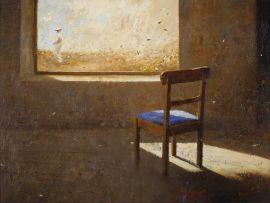 Harold Voigt; Winter Sunlight