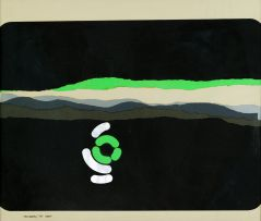 Jan Heynike; Abstract Landscape