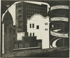 Fred Page; The Parking Garage