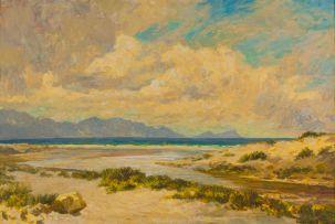 Edward Roworth; Coastal Scene