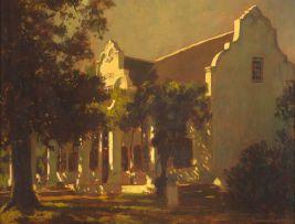 Edward Roworth; Morgenster, Somerset West, Cape