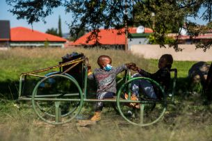 Alet Pretorius; Driver's Seat