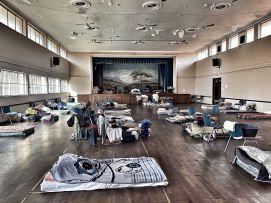 Katherine Fillmore; Homeless Shelter