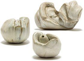 Hannatjie van der Wat; Abstract Forms #2; #12; #23, three