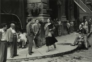 Ruth Orkin; American Girl in Italy, Florence, 1951