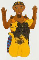 Bonakele (Bonnie) Ntshalintshali; UDaniel Namabhubesi (Daniel in the Lion's Den)