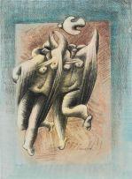 Sydney Kumalo; Two Girls and a Bird