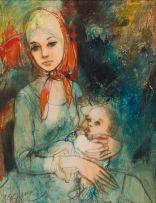 Jean-Baptiste Valadié; Maternité (Motherhood)